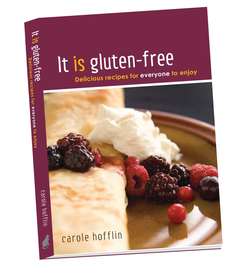 it is gluten-free book cover web